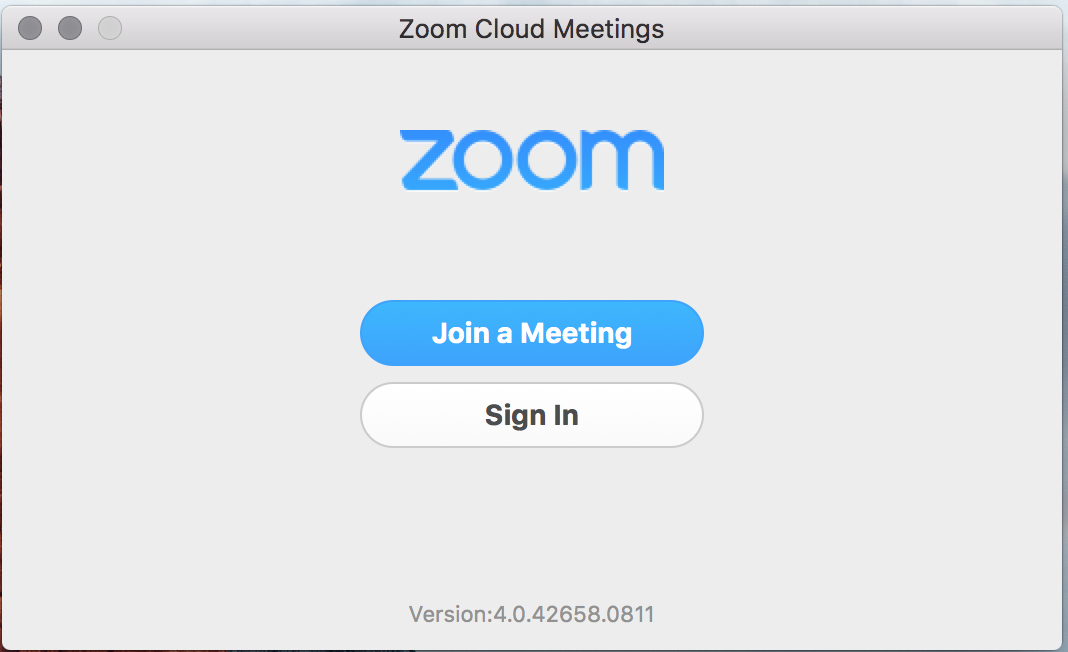 Zoom For Mac