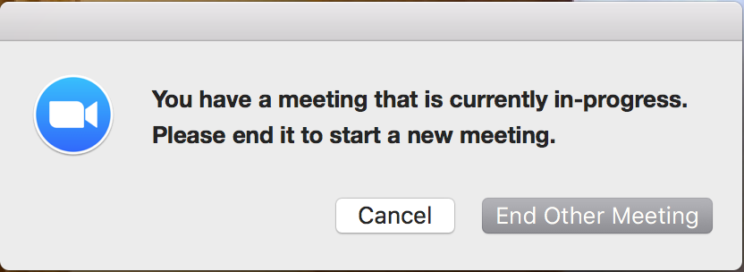 can i host concurrent meetings zoom help center