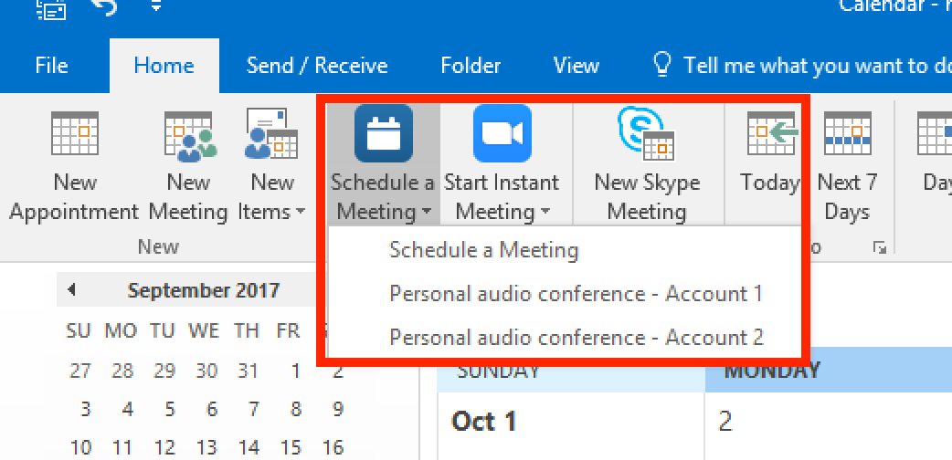 Microsoft Outlook Plugin – Zoom Help Center
