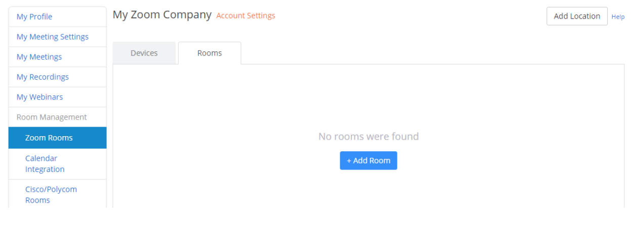 Setting Up the Polycom Trio as a Zoom Rooms Controller – Zoom Help