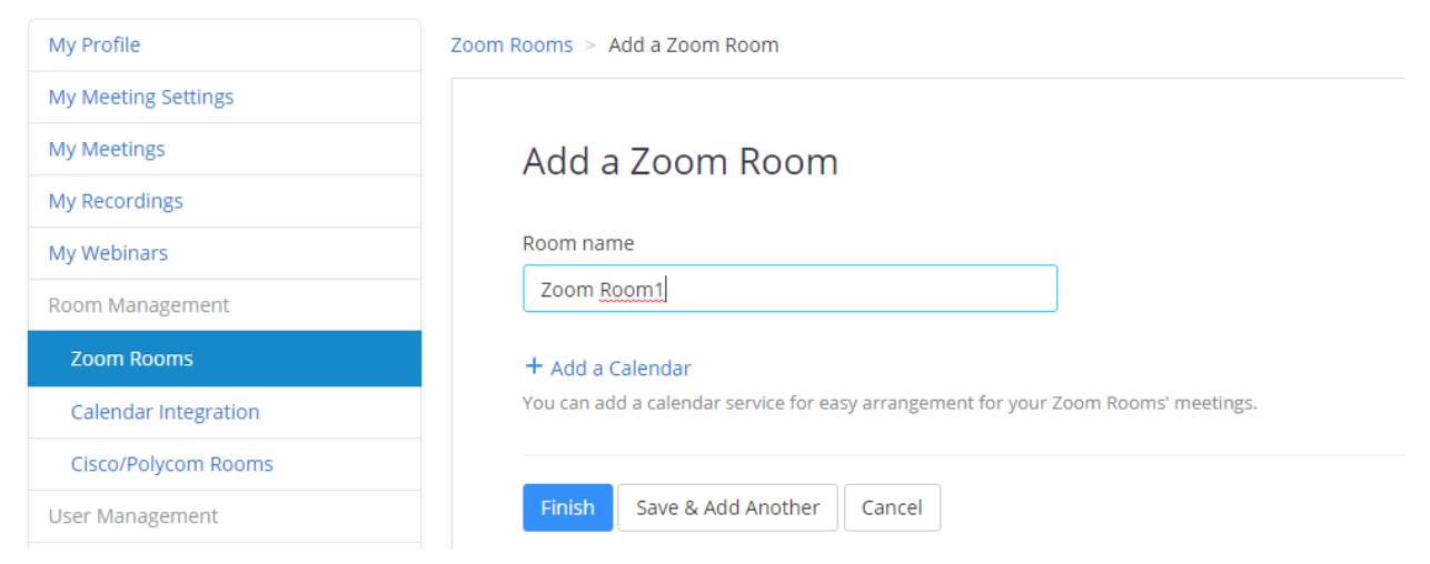 Setting Up the Polycom Trio as a Zoom Rooms Controller