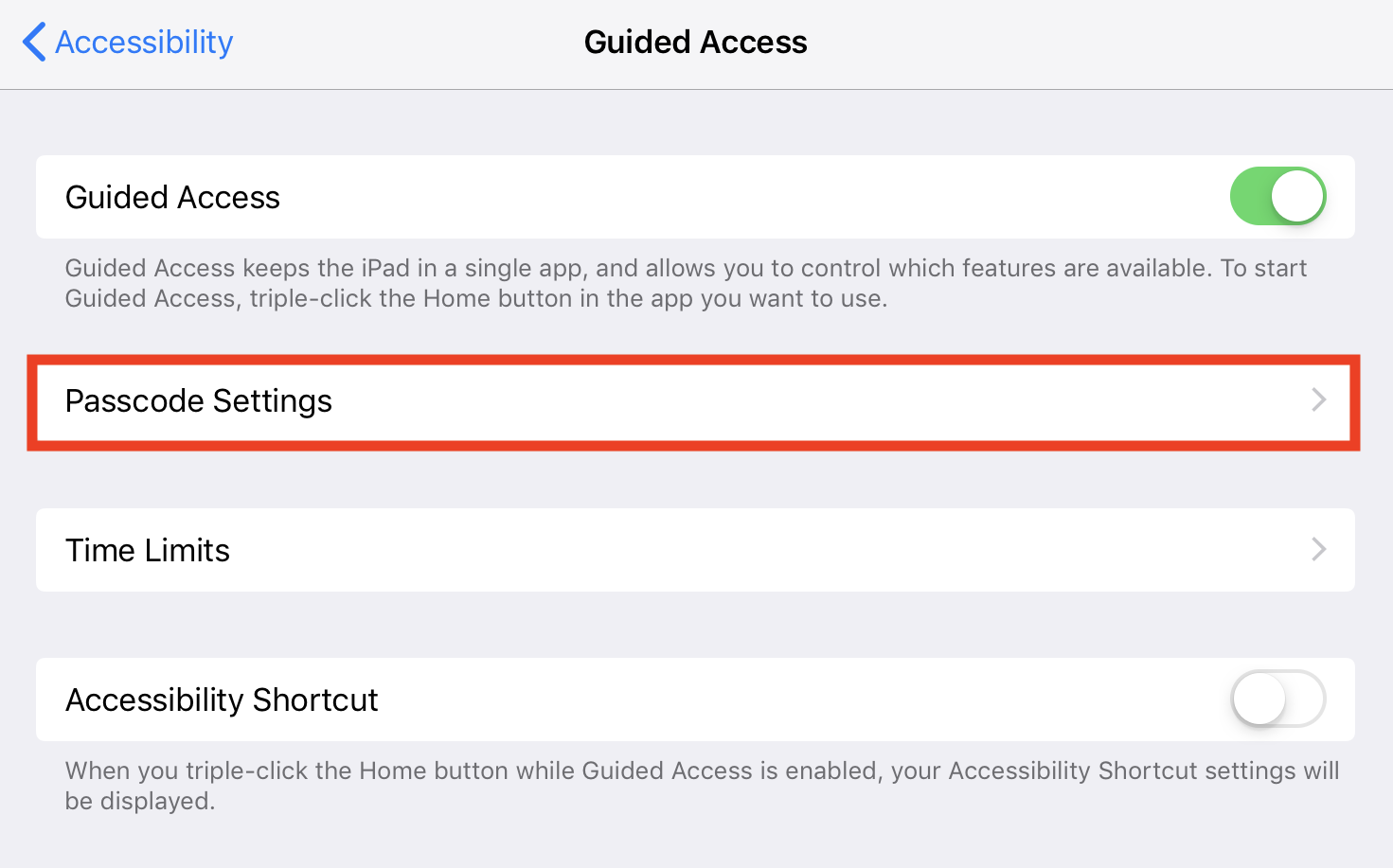 Kiosk Settings For Zoom Rooms iPad – Zoom Help Center
