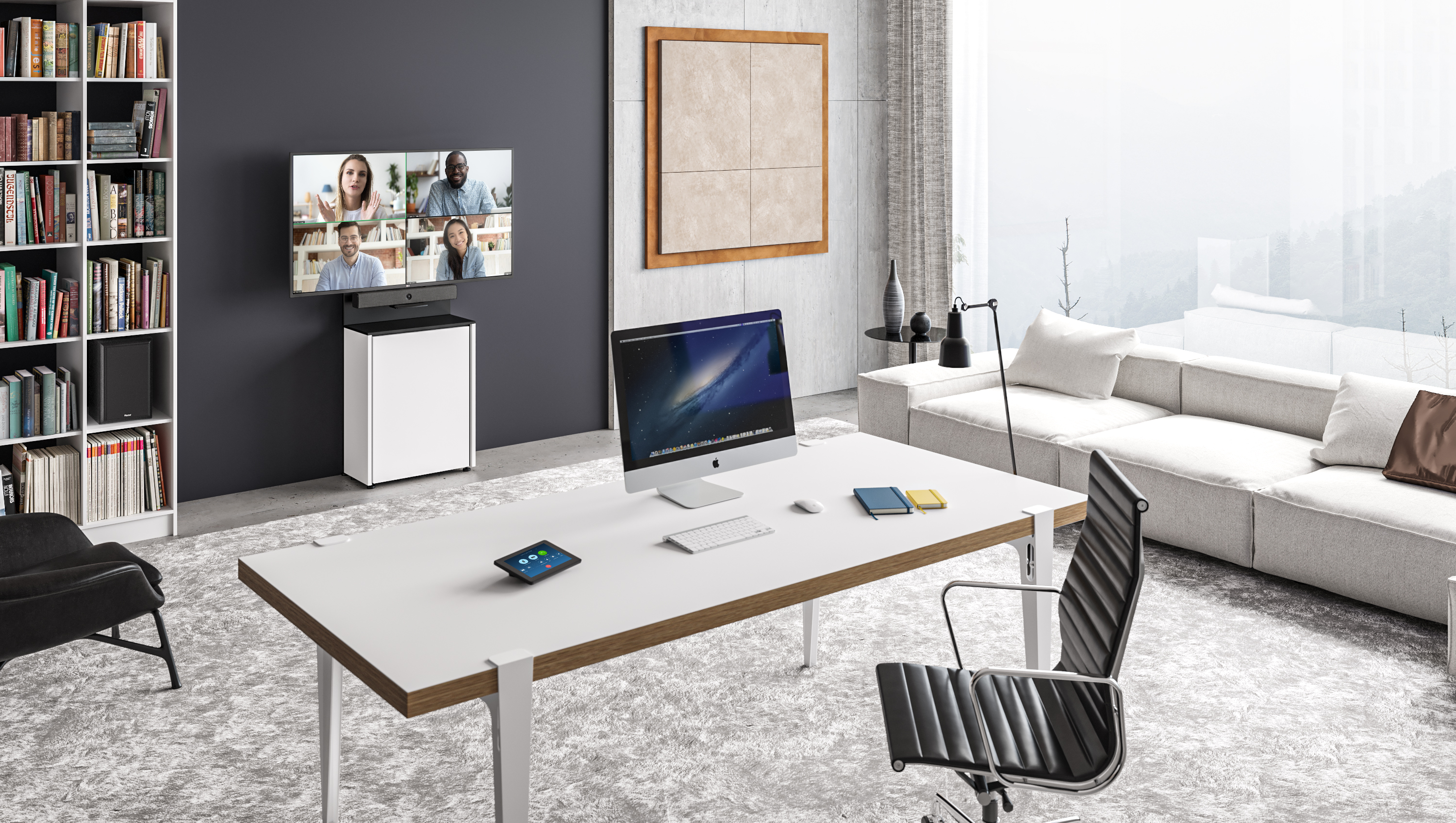 Home Office 1 To 2 People Zoom Help Center