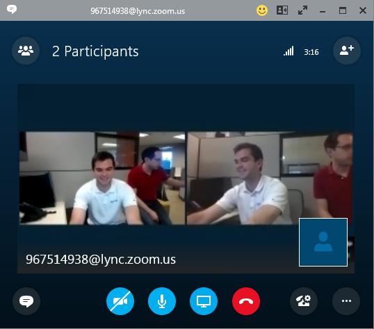 Skype for Business/Lync Integration – Zoom Help Center