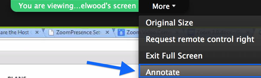 Zoom: How to share your screen  – Athens State Help Desk