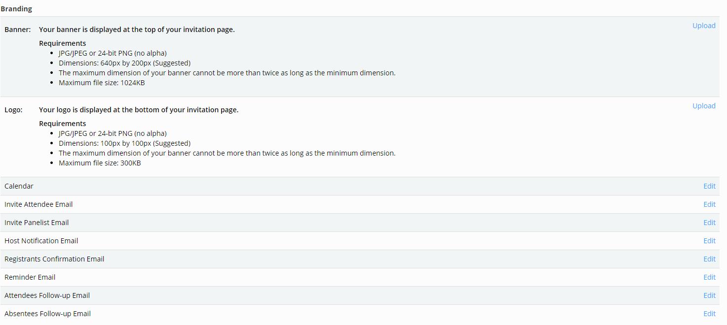 Webinar Invitation Email Template for best invitation ideas