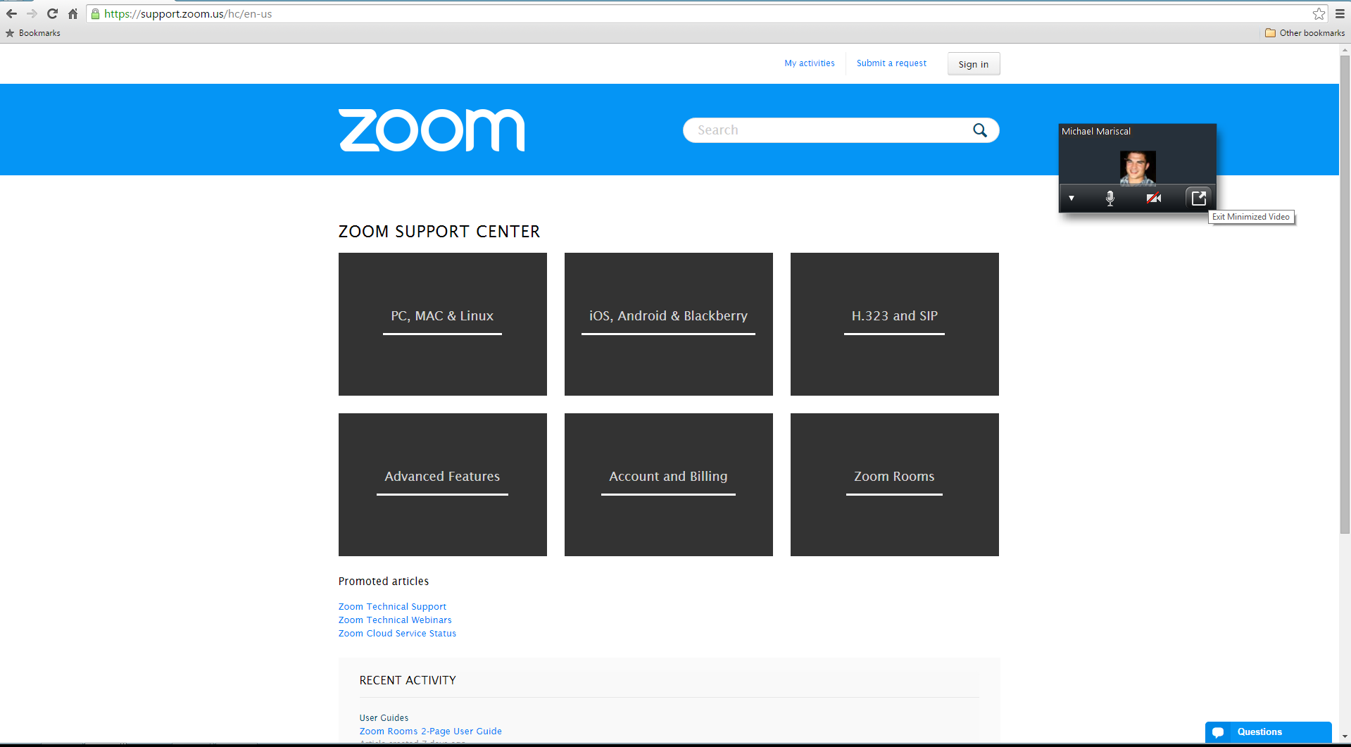 How Do I Change The Video Layout? – Zoom Help Center