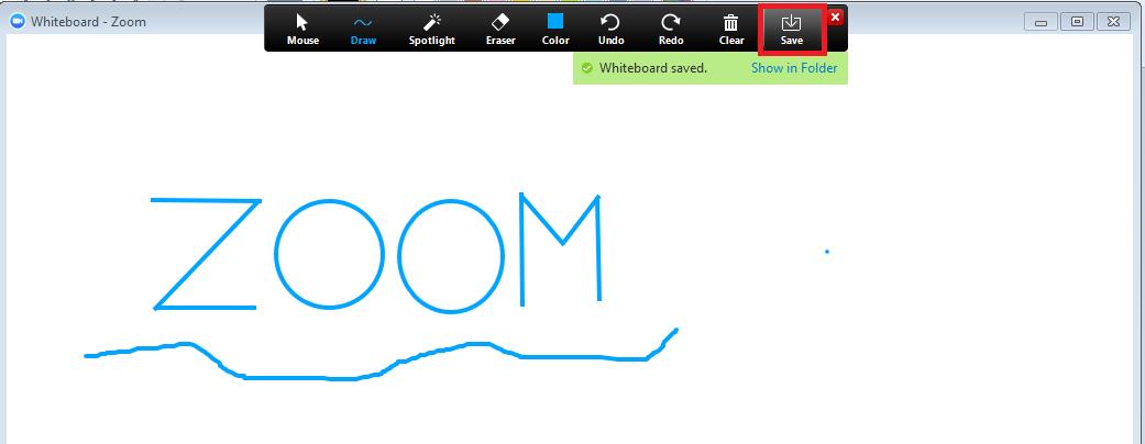 how do i use whiteboard zoom help center