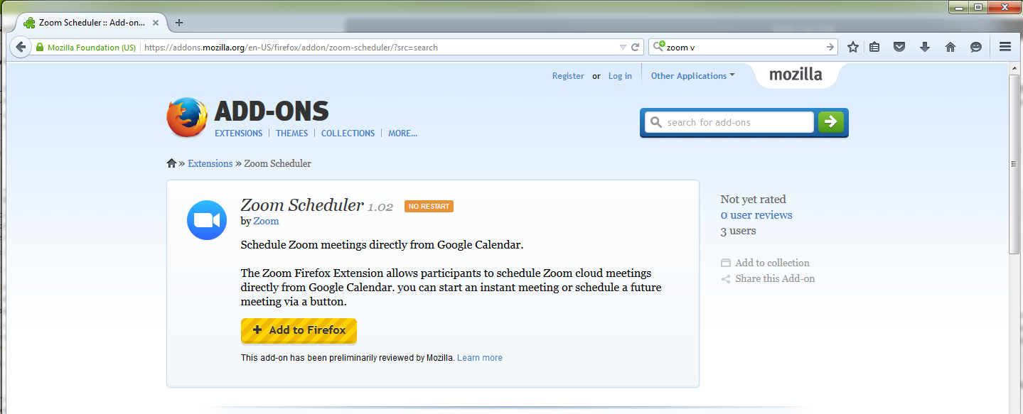 Gmail theme addon - You Can Install The Zoom Firefox Add On From The Firefox Add On Page Select Add To Firefox To Install